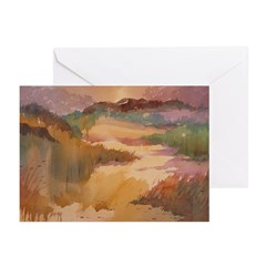 Dune Morning Note Cards (Pk of 10)