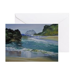 River and Sea Note Cards (Pk of 10)