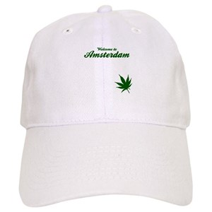 c5c849ea4a3 Amsterdam Weed Hats - CafePress