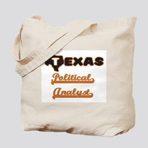 Texas Political Analyst Tote Bag