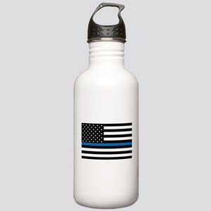 Blue Line Stainless Water Bottle 1.0l