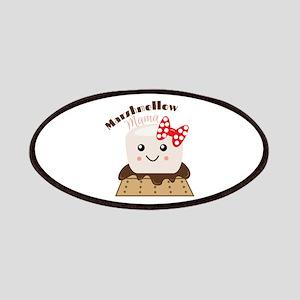 Marshmellow Mama Patch