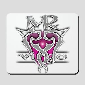 astrology virgo Mousepad
