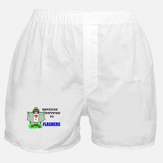 FLASHERS Boxer Shorts