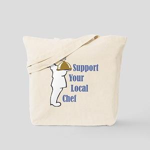 Local Chef Tote Bag