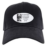Mark Twain 13 Black Cap