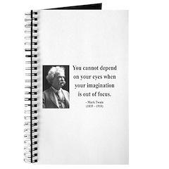 Mark Twain 13 Journal