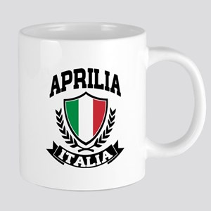 Aprilia Italia Mugs