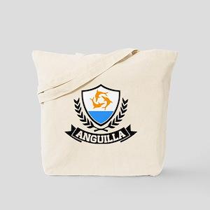 Anguilla Caribbean Tote Bag