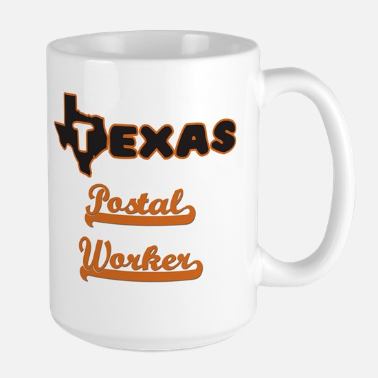 Texas Postal Worker Mugs