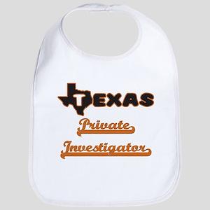 Texas Private Investigator Bib