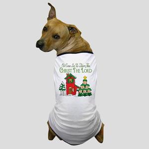 Christmas Carol Series Dog T-Shirt