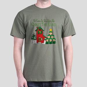 Christmas Carol Series Dark T-Shirt