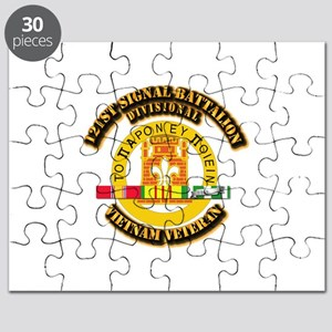 121st Signal Battalion (Divisional) with SV Puzzle