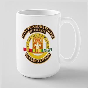 121st Signal Battalion (Divisional) wit Large Mug