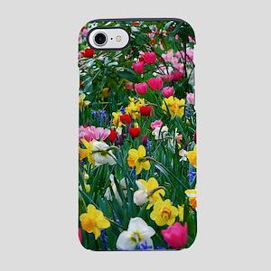 Flower Garden iPhone 7 Tough Case