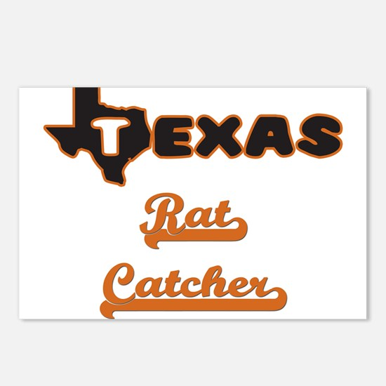 Texas Rat Catcher Postcards (Package of 8)
