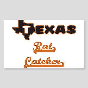 Texas Rat Catcher Sticker