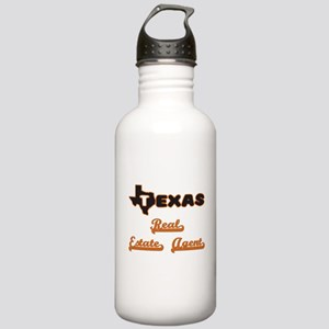 Texas Real Estate Agen Stainless Water Bottle 1.0L