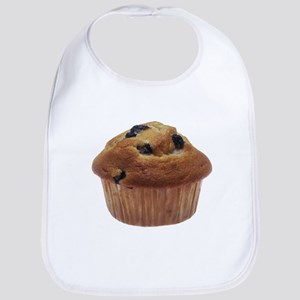 Blueberry Muffin Bib