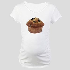 Blueberry Muffin Maternity T-Shirt