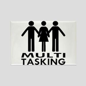 MFM Multitasking Rectangle Magnet