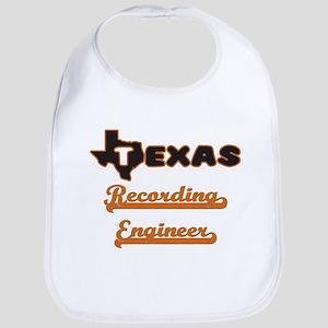 Texas Recording Engineer Bib