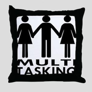FMF Multitasking Throw Pillow