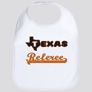 Texas Referee Bib