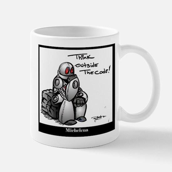 Cute Artificial intelligence Mug