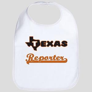 Texas Reporter Bib