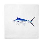 Blue Marlin v2 Queen Duvet