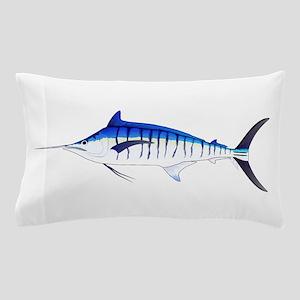 Blue Marlin v2 Pillow Case