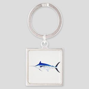 Blue Marlin v2 Keychains