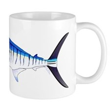 Blue Marlin v2 Mugs