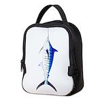 Blue Marlin v2 Neoprene Lunch Bag