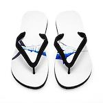 Blue Marlin v2 Flip Flops