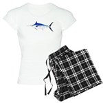 Blue Marlin v2 Pajamas