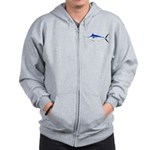 Blue Marlin v2 Zip Hoodie