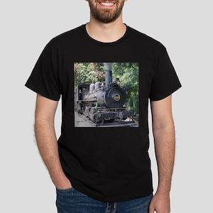 steam train close up shot T-Shirt