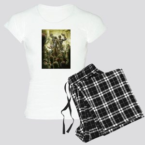 Mike Manly Zombie Detective Pajamas