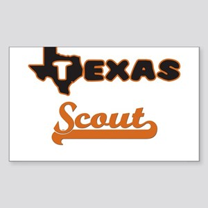 Texas Scout Sticker