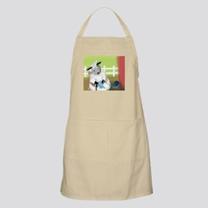 knitting barn Apron