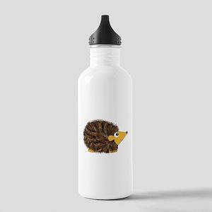 Prickley Hedgehog Stainless Water Bottle 1.0L
