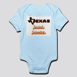 Texas Social Scientist Body Suit