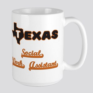 Texas Social Work Assistant Mugs