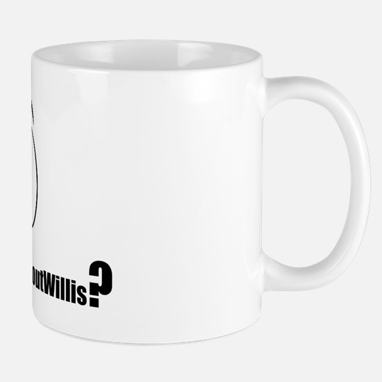 Unique Willis Mug