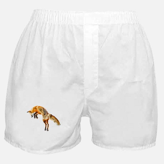 Leaping Fox Boxer Shorts