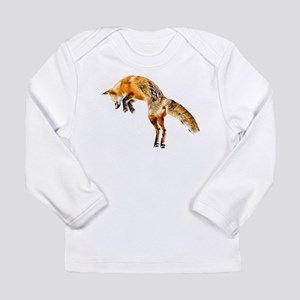 Leaping Fox Long Sleeve T-Shirt