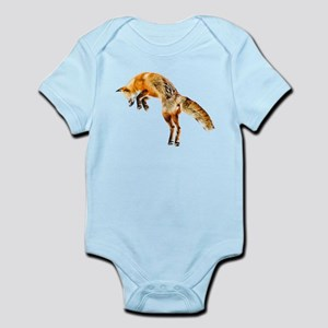 Leaping Fox Body Suit